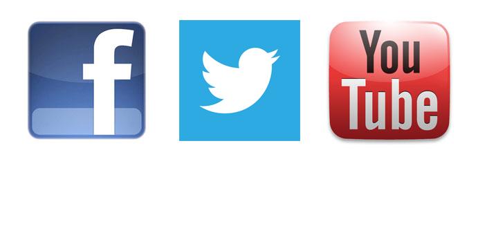 Sitio Del Día Picons Iconos De Redes Sociales Para: Redes Sociales Acusadas De Prácticas Racistas