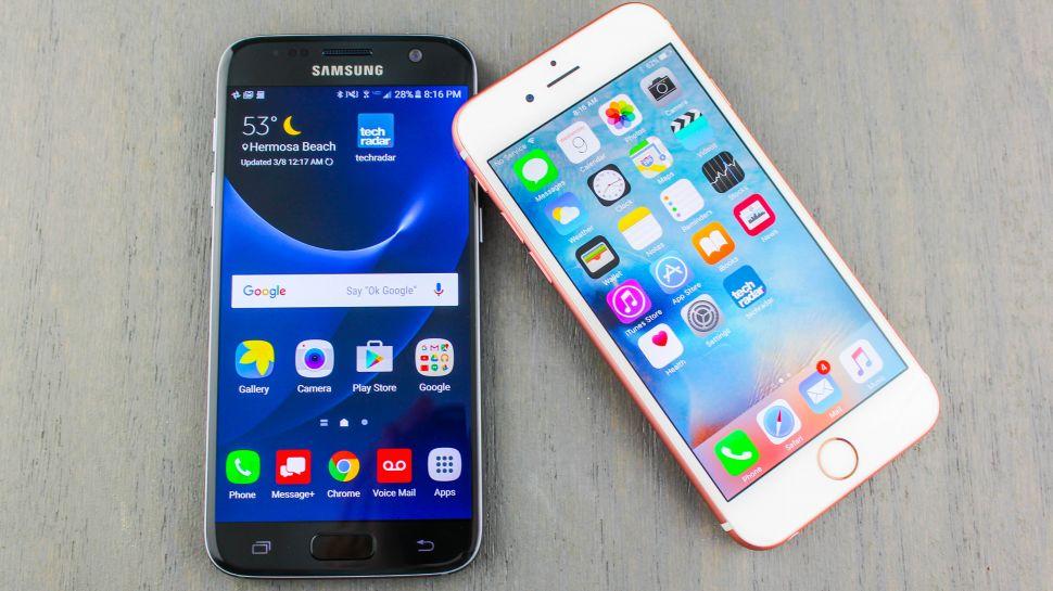 Galaxy S7 y iPhone 6S siguen siendo los equipos más vendidos