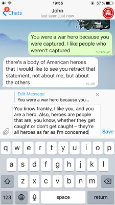 telegram editar mensajes
