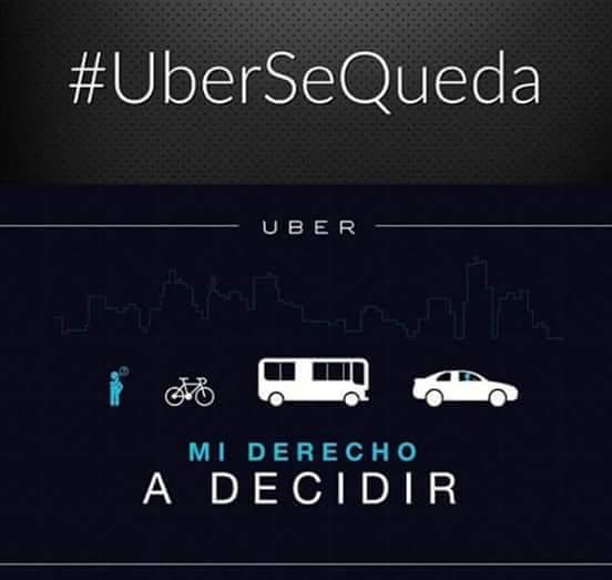 uber se queda