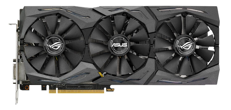 ASUS Strix GeForce GTX 1070 cuerpo_2