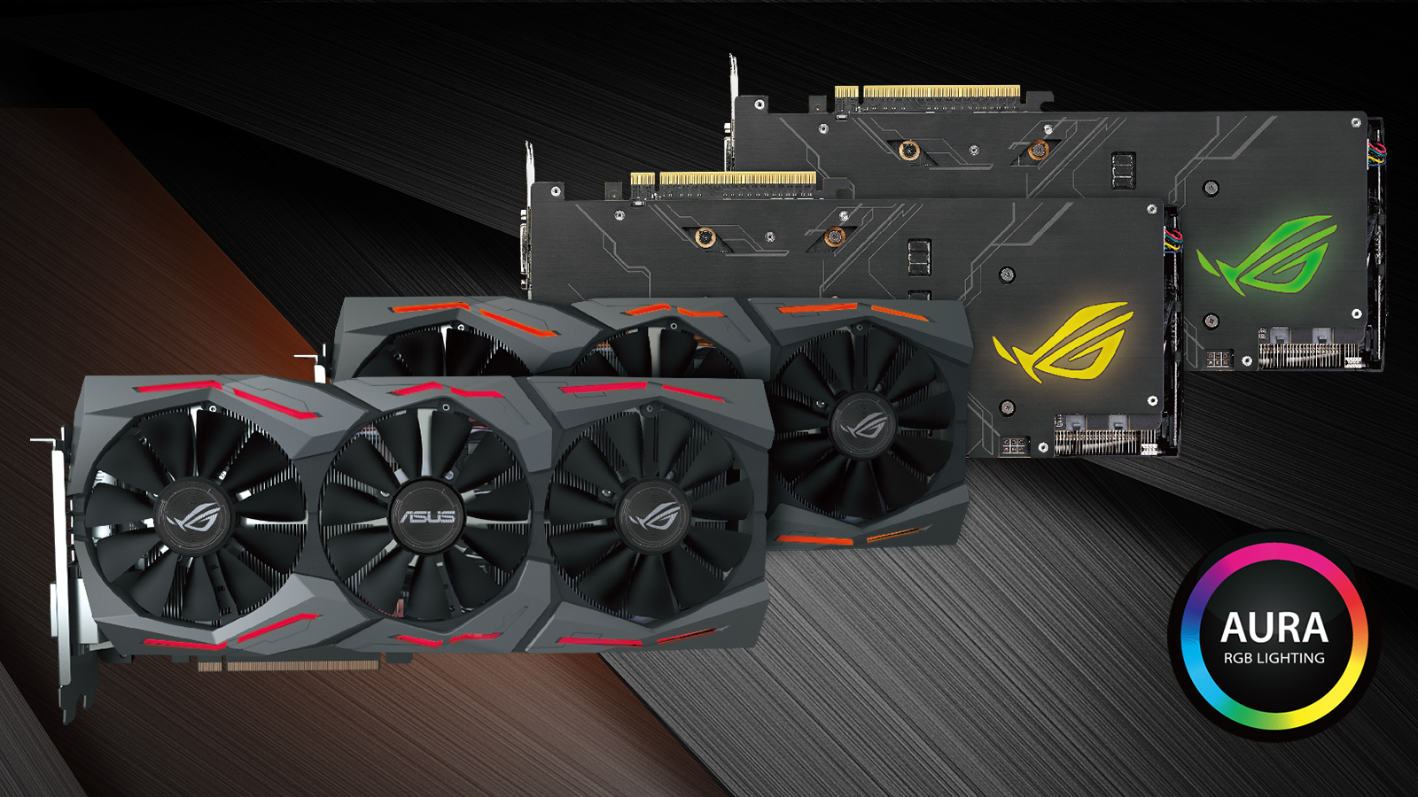 ASUS Strix GeForce GTX 1070 directcu ii