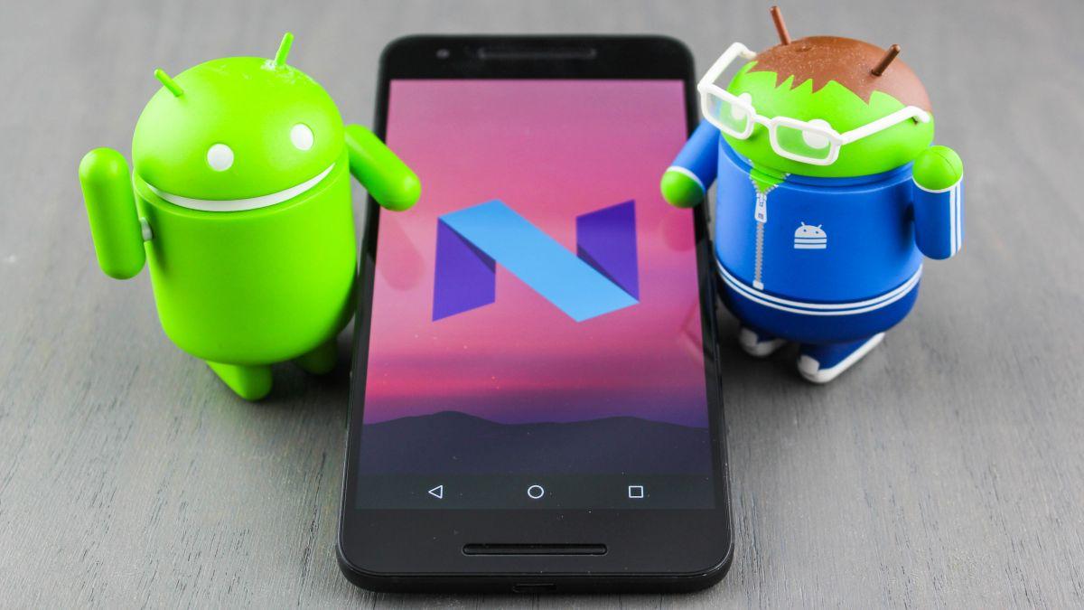 Android Nougat tiene un juego bastante interesante como easter egg