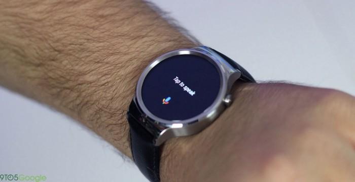 Android Wear 2 Búsquedas
