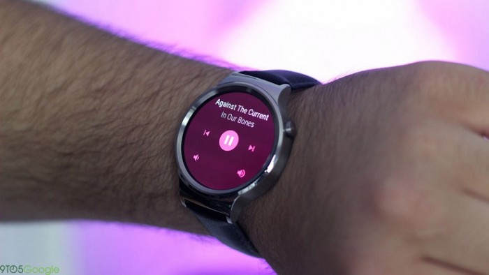 Android Wear 2 Música