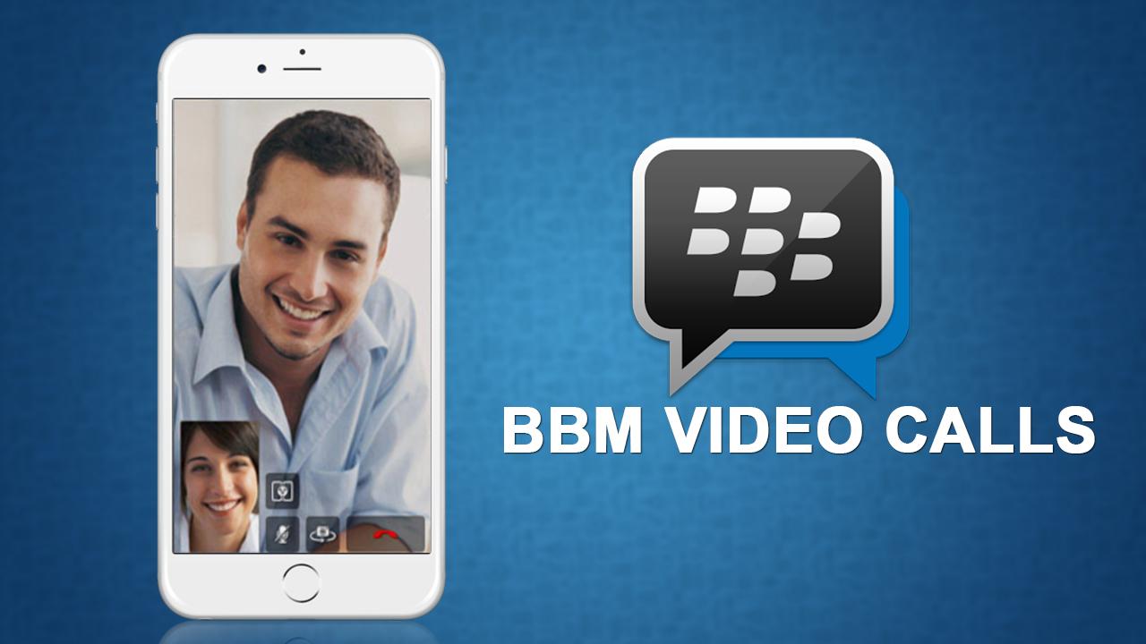 BBM Video permitirá realizar videollamadas sin costo