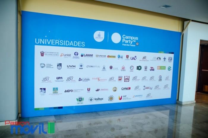 Campus Party 2017 cpmx7 universidades