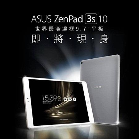 Evento Asus ZenPad 3s 10