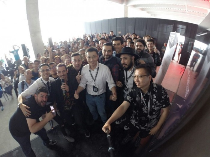 Evento Huawei Fan Club en México