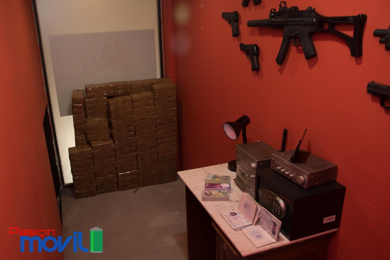 Evento presentación BlackList Conspiracy y Enigma Rooms en México Marca-16