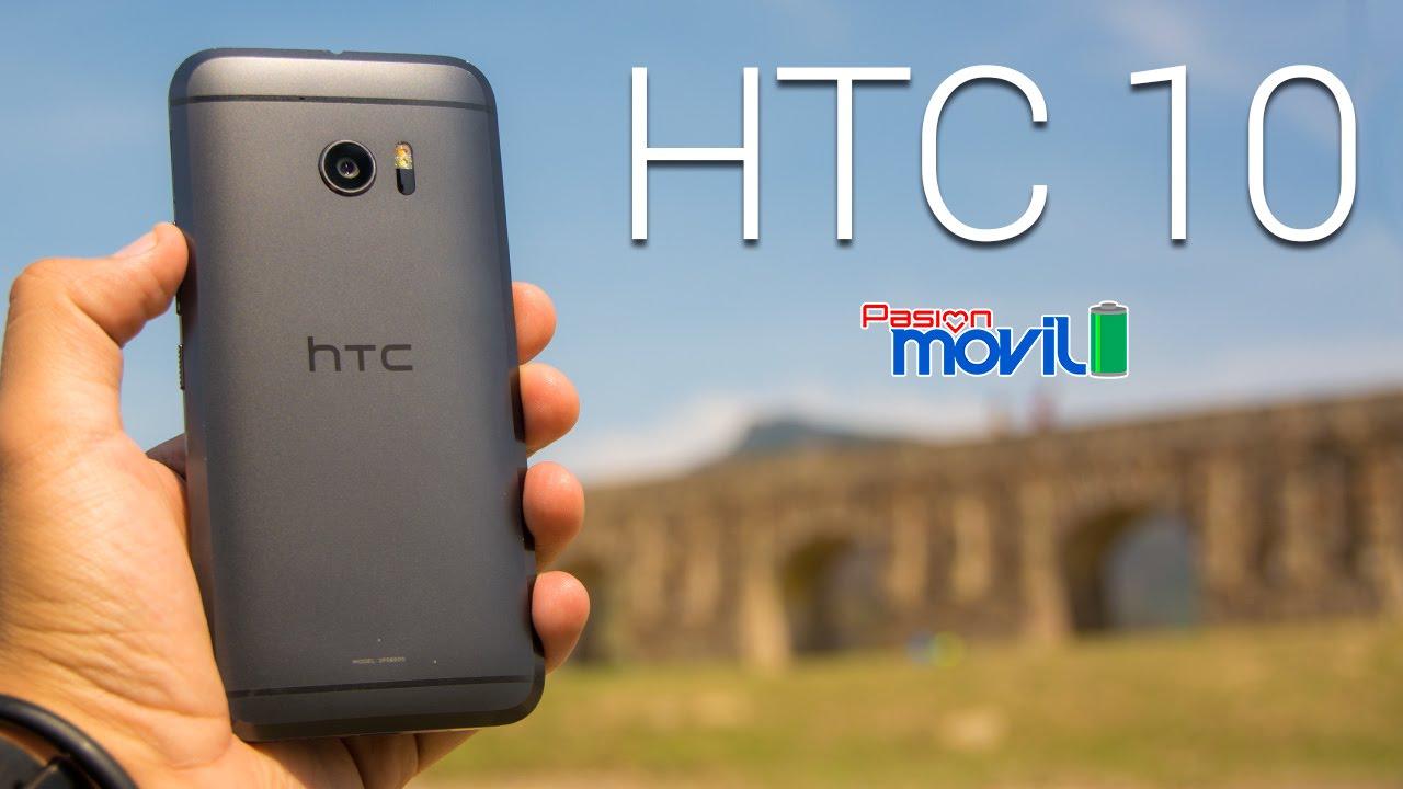 Conoce al HTC 10 que llega rediseñado completamente