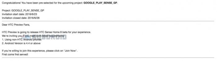 HTC Sense Home 8