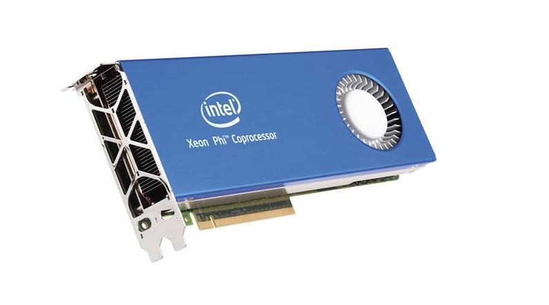 Intel Xeon Phi 7290 está diseñado para las supercomputadoras