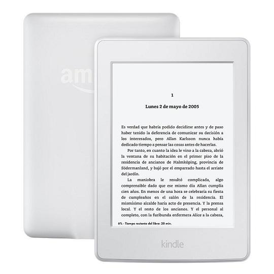 Kindle Paperwhite Blanca
