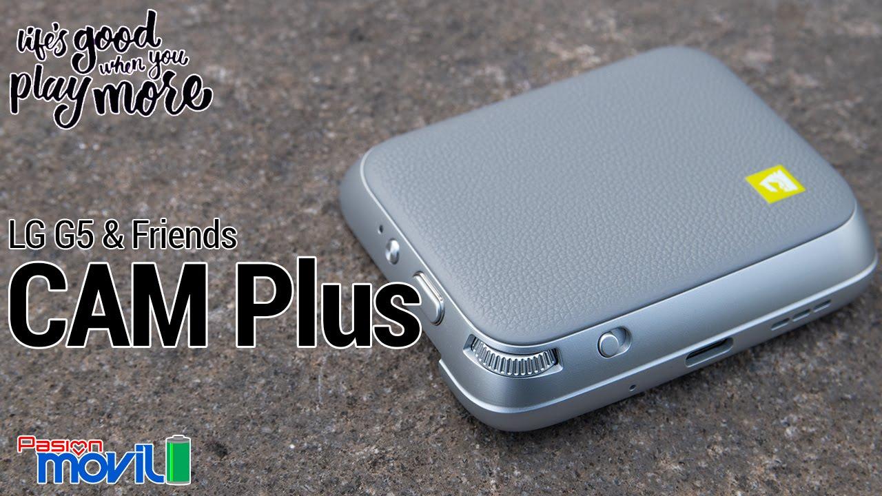 LG Friends CAM Plus