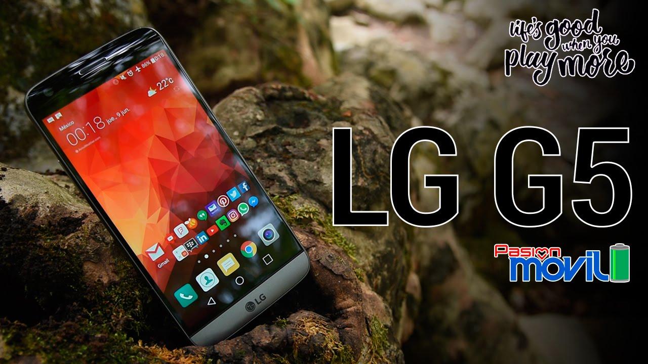 LG G5 SE ostenta un diseño modular y hardware bastante potente