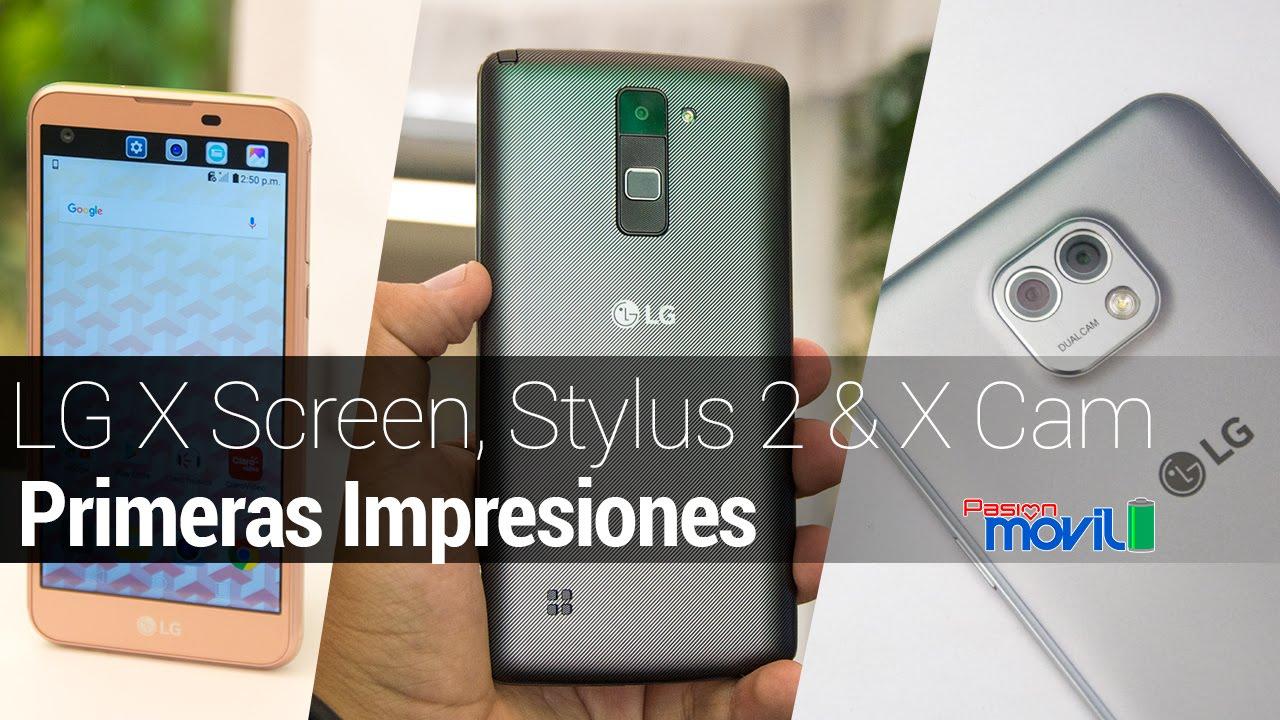Conoce nuestras primeras impresiones acerca de la gama media 2016 de LG