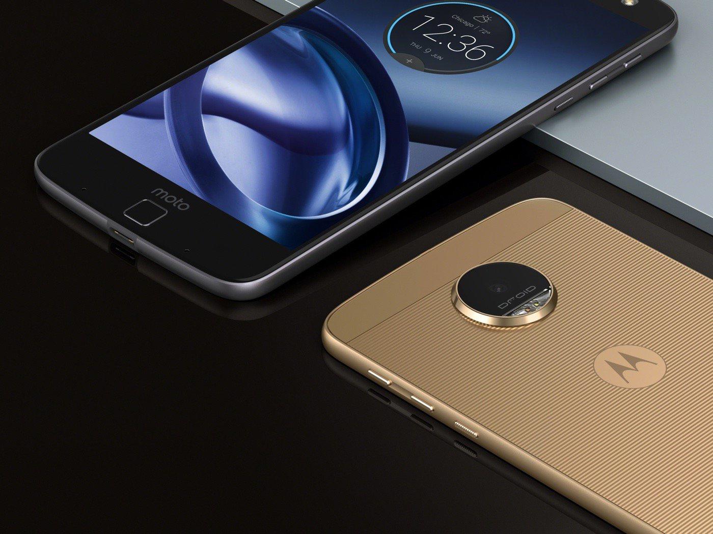 Moto Z va más allá que los smartphones tradicionales