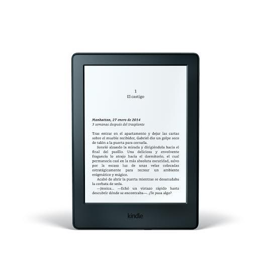 Nuevo Kindle de Amazon Junio 22 2016 2