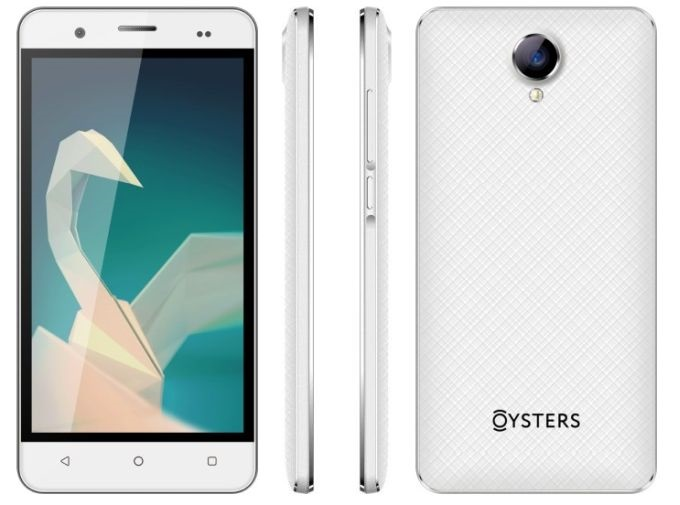 Oysters SF con Sailfish OS