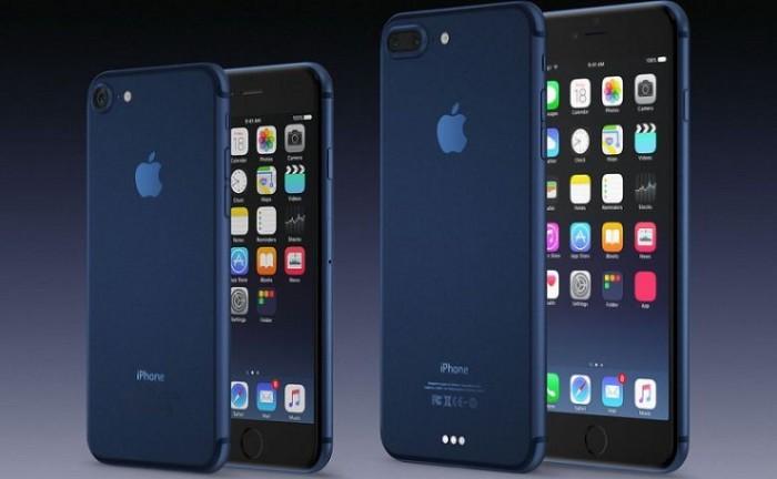 Render de iPhone 7