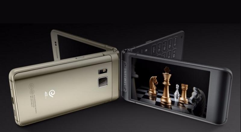 Samsung W2016 tendrá un sucesor con la potencia del Galaxy S7