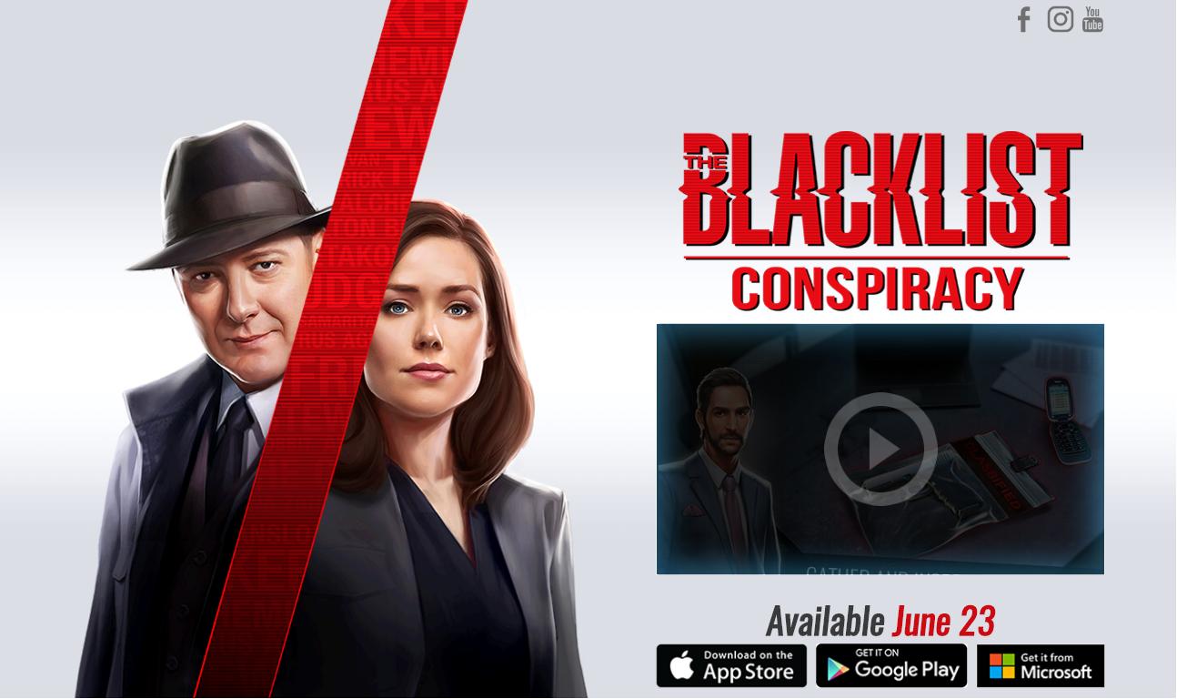 The Blacklist: Conspiracy te transformará en un investigador especial