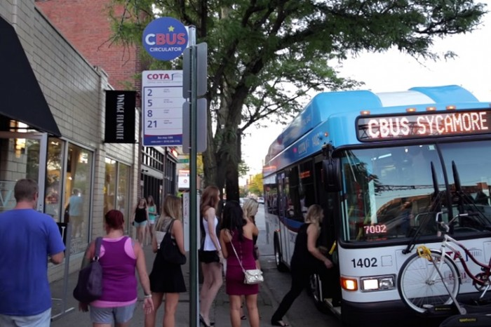 Transporte público Columbus