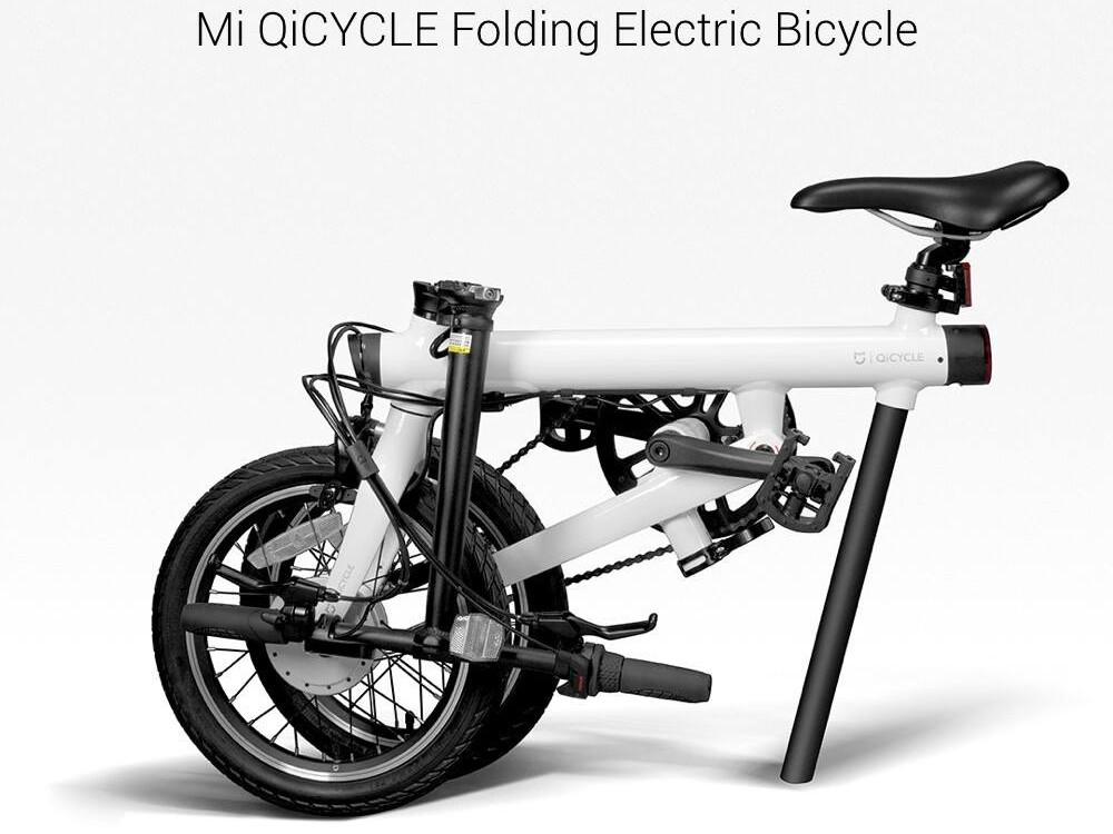 Xiaomi Qicycle Electric Folding Bike 2