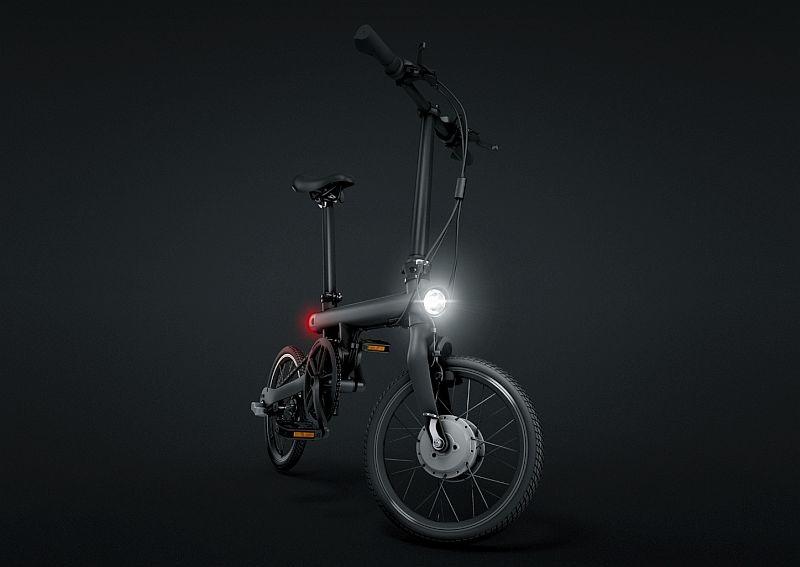 Xiaomi Qicycle Electric Folding Bikees una solución interesante con 45 km de autonomía