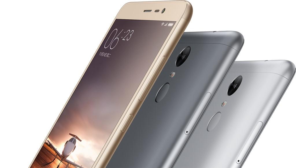 """Xiaomi Redmi 4 incluiría un cuerpo metálico y una pantalla de 5"""""""