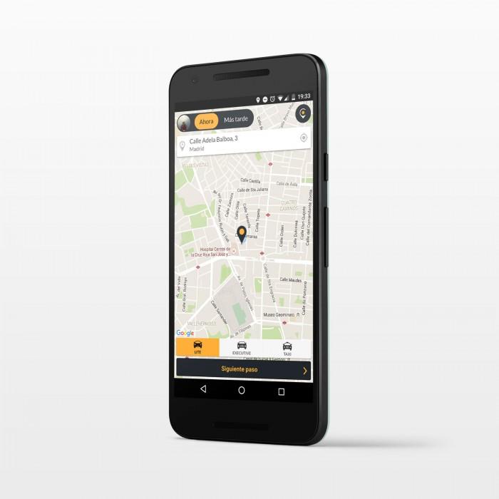 cabify-App