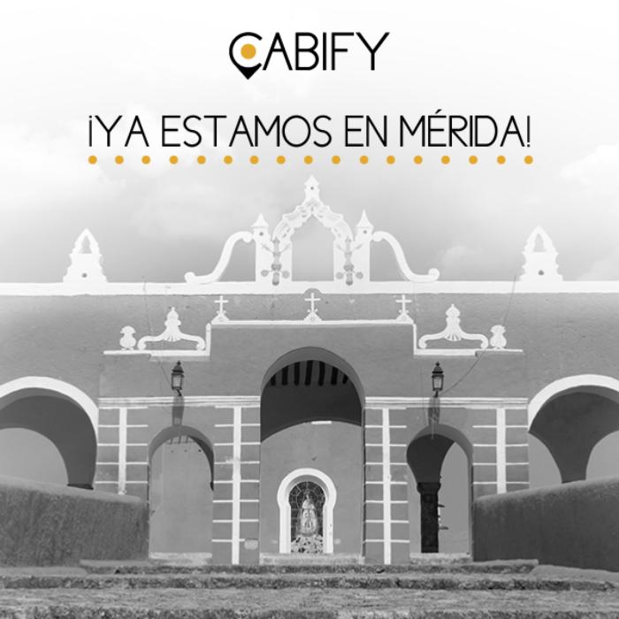 cabify merida oficial