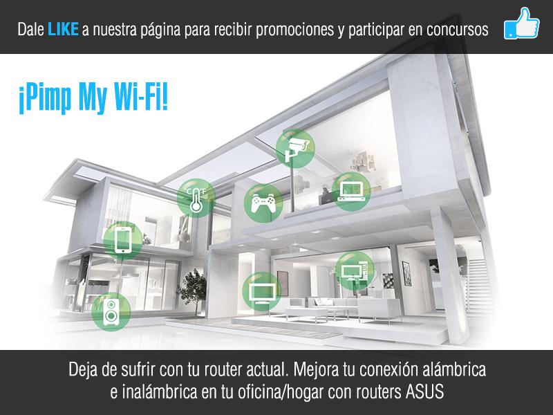 concurso ASUs routers