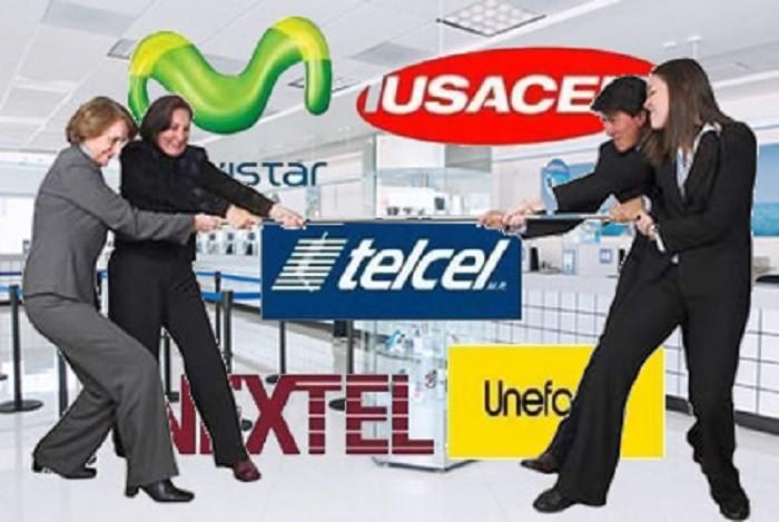 empresas telefonicas