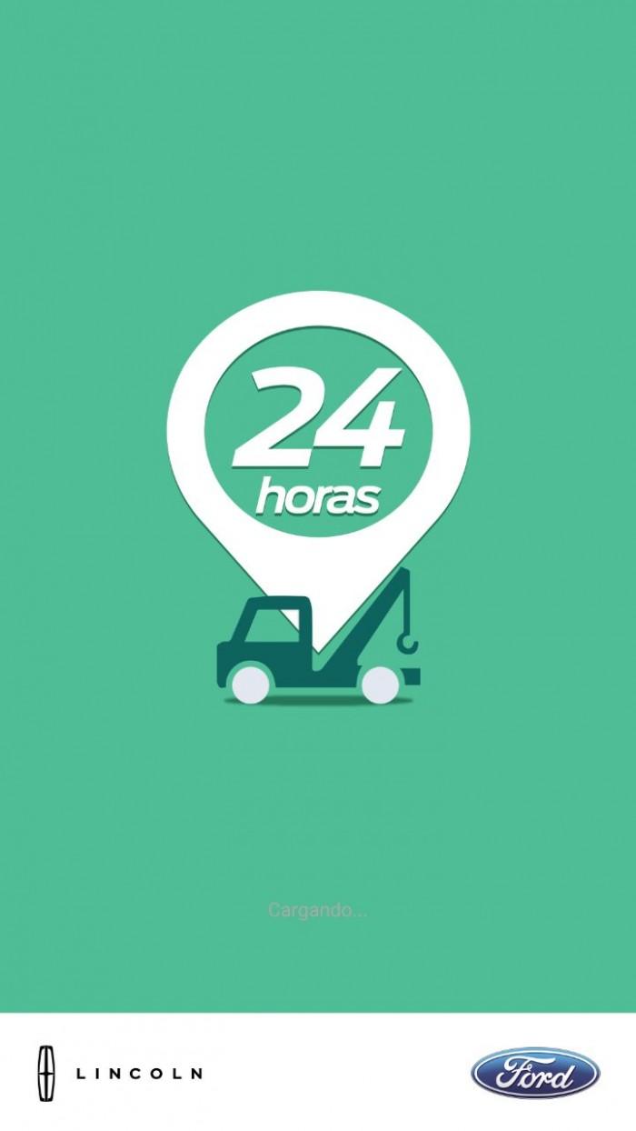 ford 24 horas app