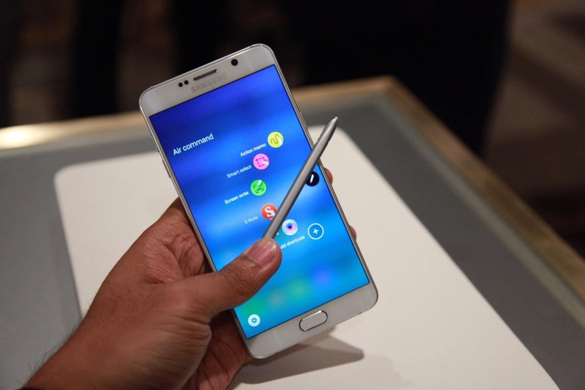 Galaxy Note 6 pronto tendrá un digno sucesor