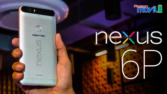Nexus 6P ya está disponible oficialmente en México