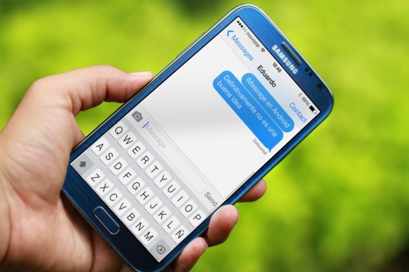 iMessage para Android pronto será una realidad