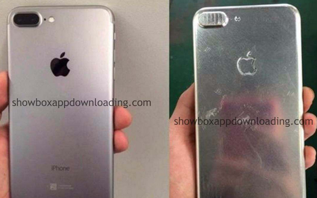 iphone 7 plus doble lente cubierto