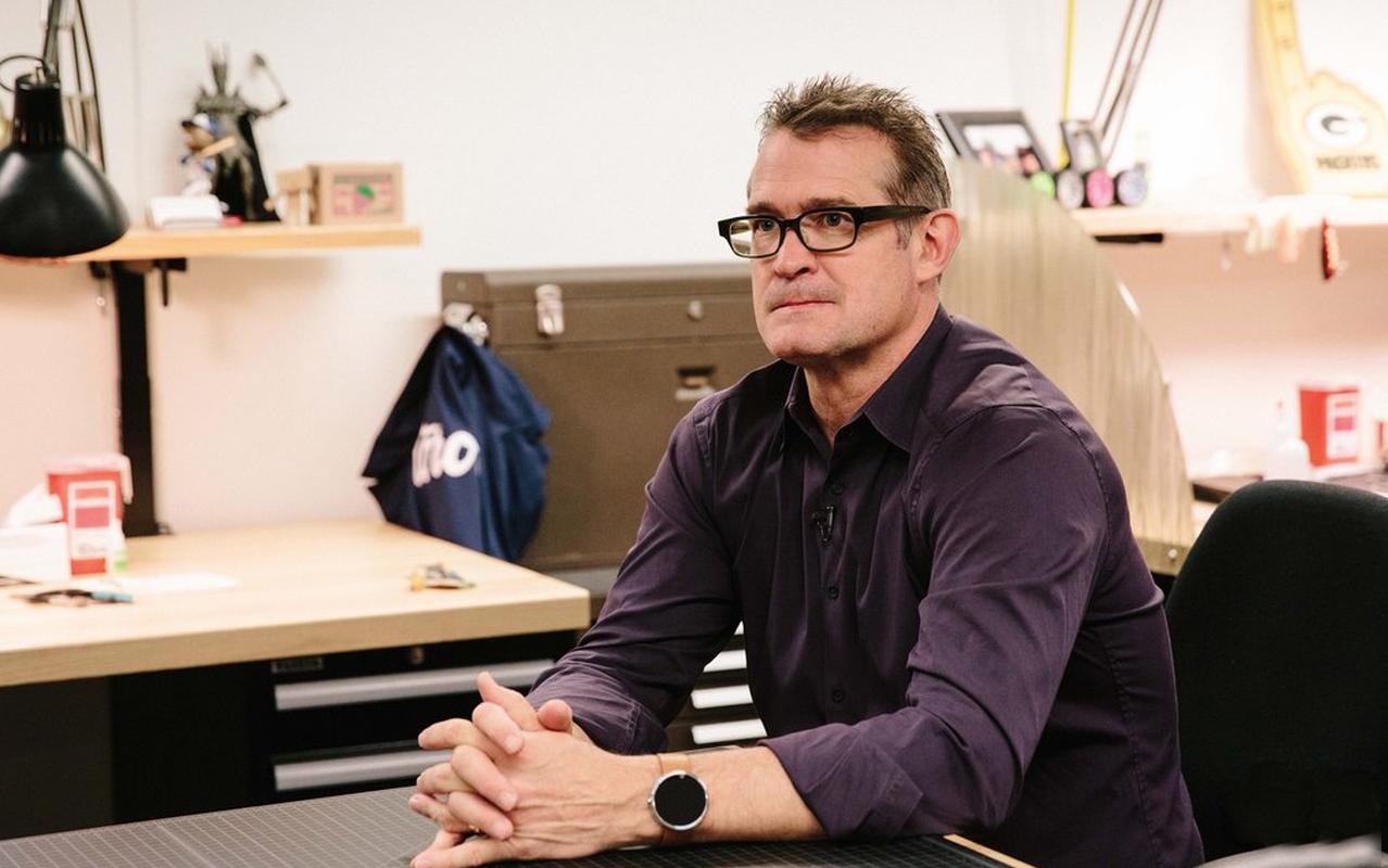 Jim Wicks trabajó por 15 años para Motorola