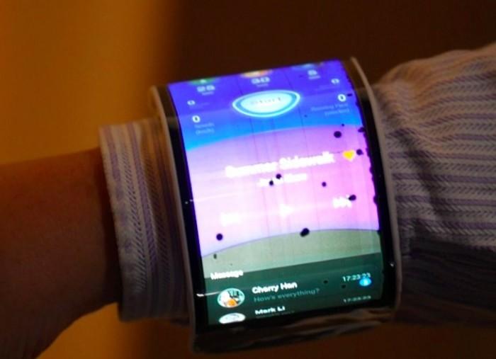 lenovo concepto smartphone pulsera