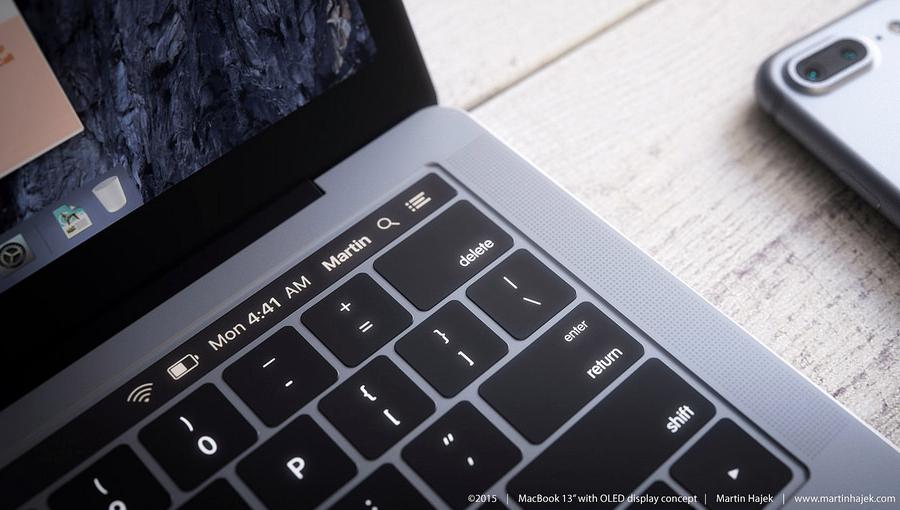 Apple prepara algunas sorpresas para los MacBooks