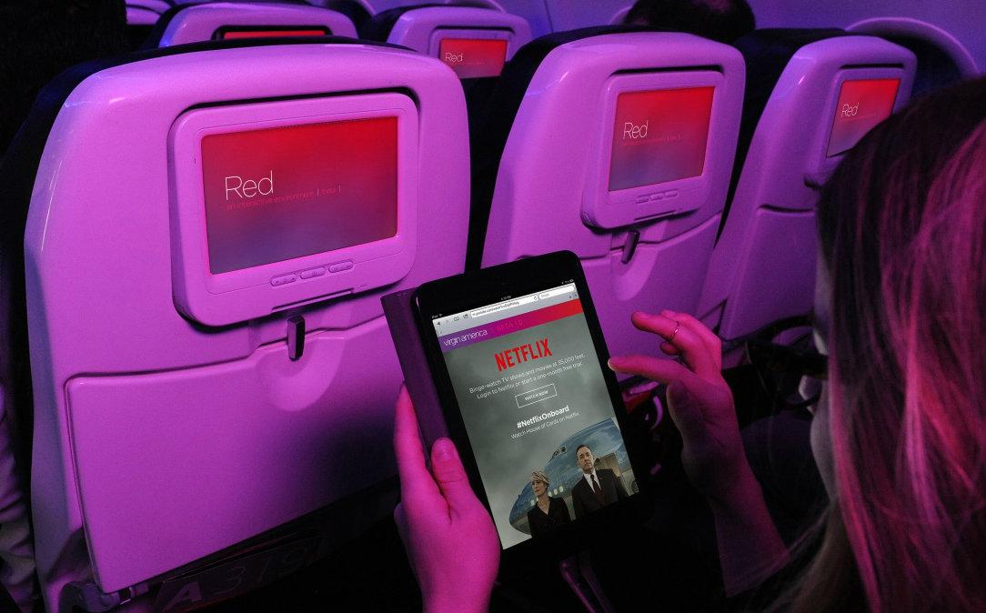 Ahora podrás disfrutar de tus películas y series favoritas en vuelos de Aeroméxico