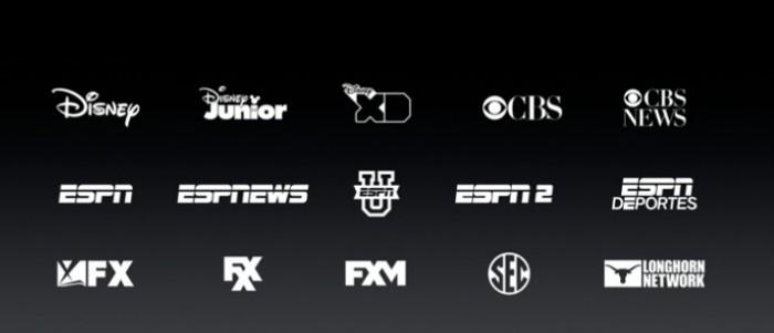 nuevos canales