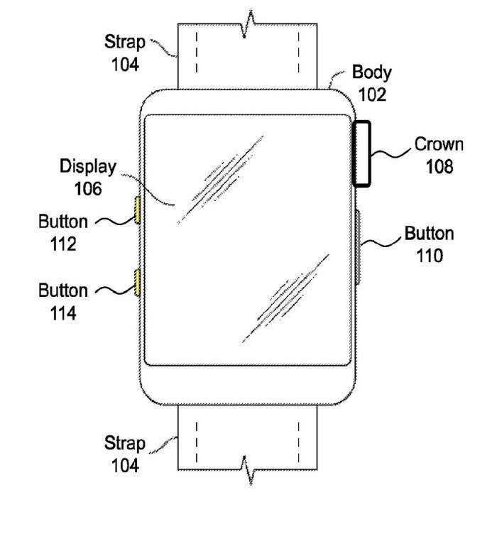patente apple watch
