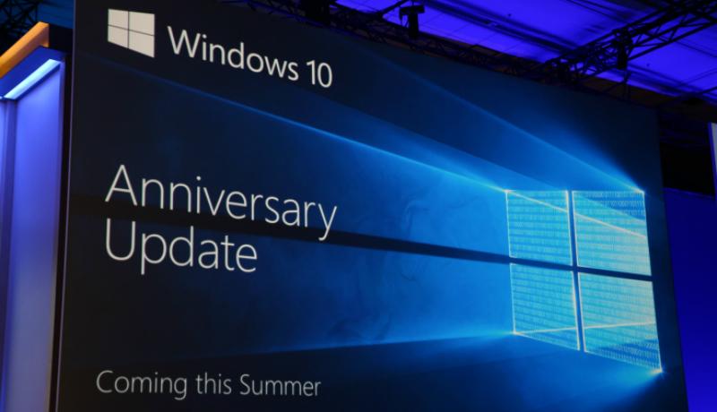 Windows 10 Redstone llegará muy pronto