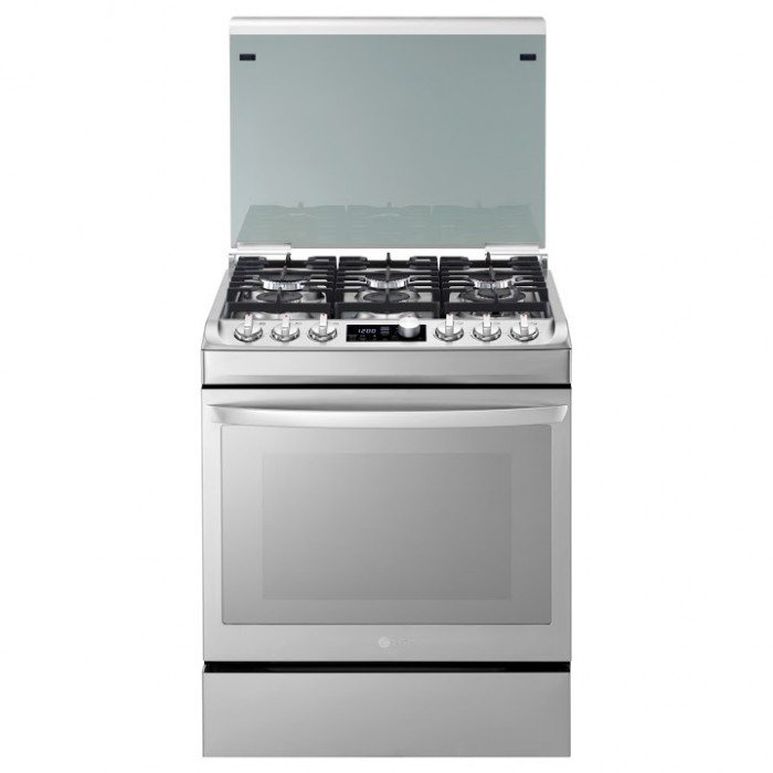 2. lg Gas Oven
