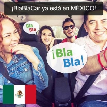 Blablacar en México