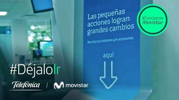 Conciencia Movistar, Déjalo Ir